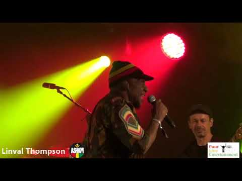 Linval Thompson & Asham Band at Heroes in the Park in Eeklo mp3