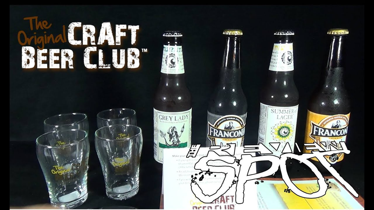 Subscription spot the original craft beer club monthly for Best craft beer of the month club