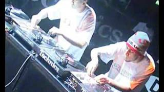 DJ LEXMERK & DJ BORDALLO @DMC 2003