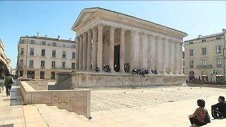 Nîmes candidate au patrimoine mondial de l'Unesco