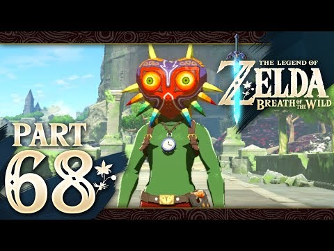 The Legend of Zelda: Breath of the Wild - Part 68 - Misko's EX Treasure