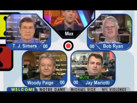 2003 NCAA March Madness Selection Special (Around the Horn ESPN)
