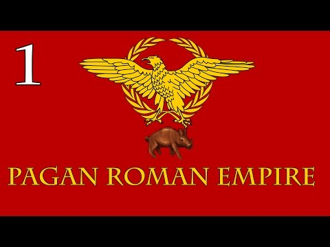Europa Universalis IV - Rebuilding the pagan Roman Empire 1