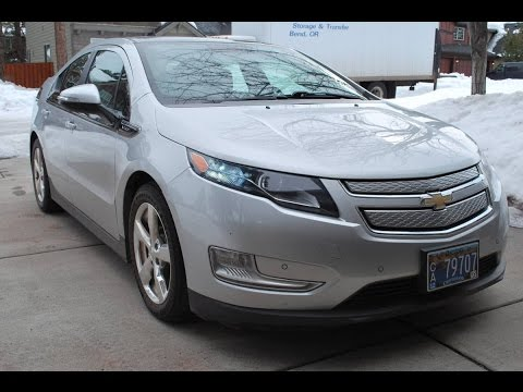 Would I buy another Chevy Volt?