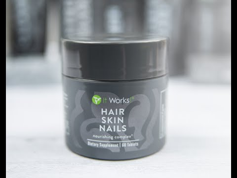It Works Global - Hair Skin and Nails (Lauren Lynds)