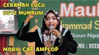 CERAMAH LUCU MUMPUNI MOBIL CAP AMPLOP