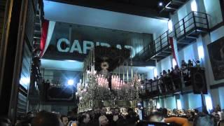 """Mater Dei Malaga 2013 Virgen De La Caridad ENCIERRO """"Por Málaga, la Caridad"""" HD"""