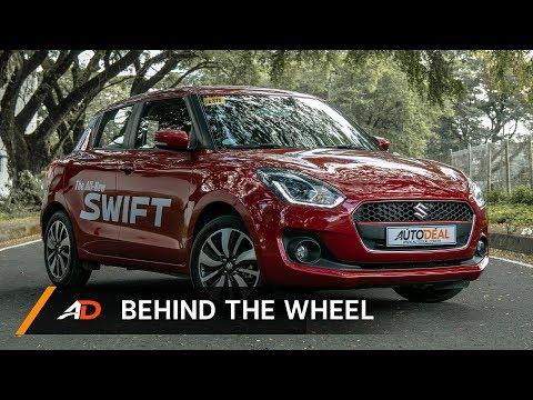 2018 Suzuki Swift GLX CVT Review - Behind the Wheel