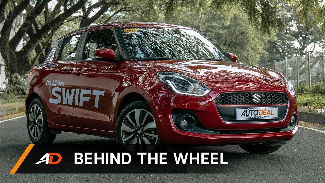 2018 Suzuki Swift GLX CVT Review - Behind the Wheel image