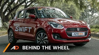 2018 Suzuki Swift GLX CVT - Behind the Wheel