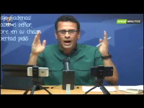 Venezuela. Capriles habló sobre el fraude electoral -VPItv
