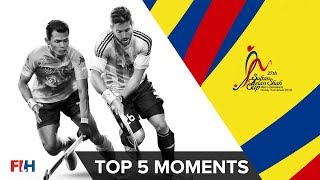 The five best moments of the Sultan Azlan Shah Cup 2018