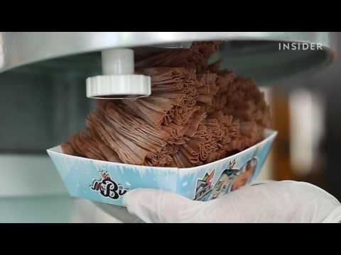 Paper-Thin Ice Cream Is As Delicious As It Looks