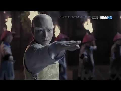 Master Of The Drunken Fist: Beggar So - Final Fight Scene