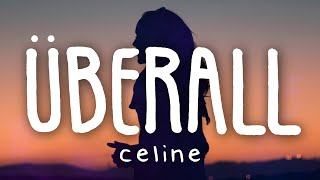 CELINE - Überall (Lyric Video)