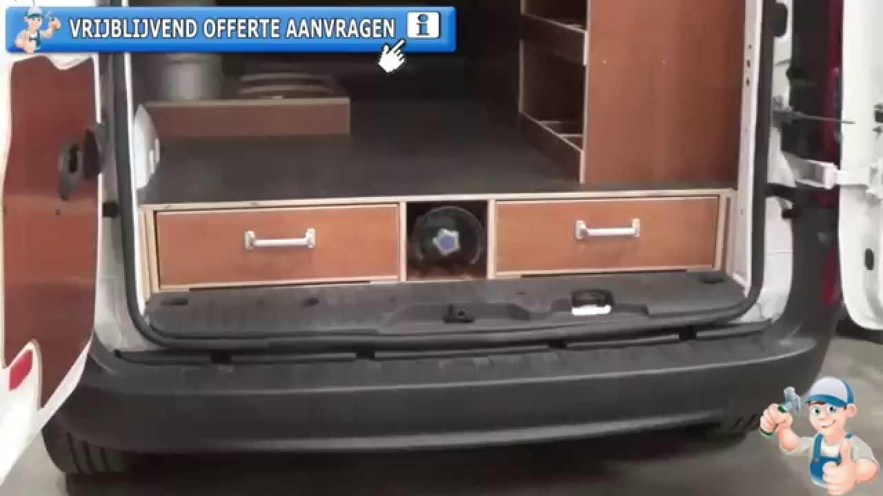 Bedrijfswageninrichting mercedes citan specialist in for Auto interieur reinigen zelf