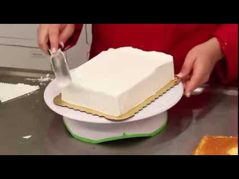 1/8 sheet cake