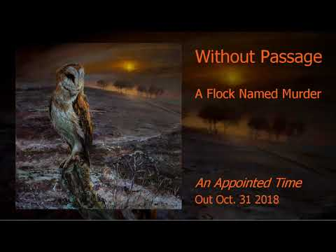A Flock Named Murder - Without Passage (An Appointed Time - 2018) Mp3