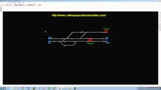 How To Design a Rail Network Using The Railway Operation Simulator - Part 2
