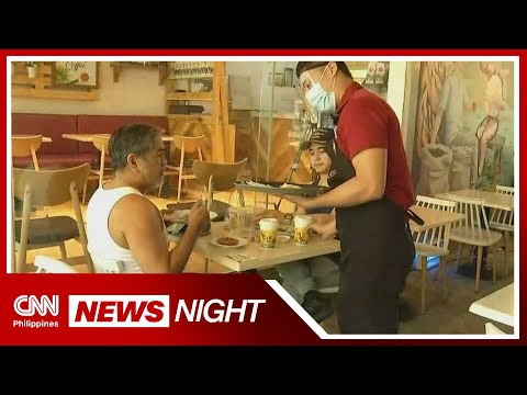 Gov't allows dine-in, personal care services under MECQ