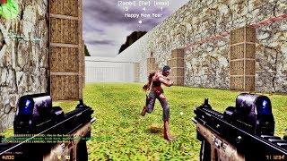 Counter-Strike: Zombie Escape Mod - ze_DarkProfessional_B1 [NEW MAP]