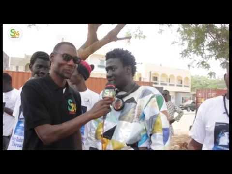 Pour rendre hommage à Serigne Abdou Karim; Alioune Badara Ndiaye Zikroullah initie