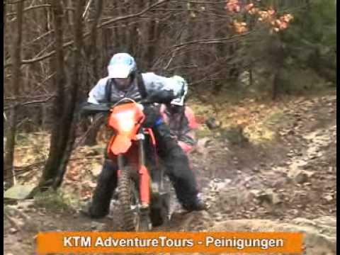 Aus dem verstaubten Archiv | Ktm Adventure-Tours(Fails)