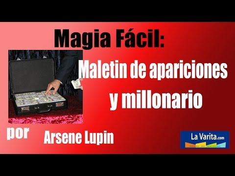 Maletín para apariciones by Arsene Lupin video