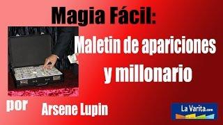 Vídeo: Maletín para apariciones by Arsene Lupin