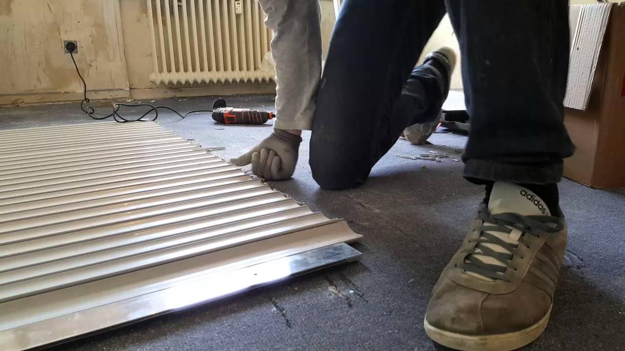 Haus renovieren 12 rolladen k rzen und flexen was geht youtube - Fenster mit rolladen einbauen anleitung ...