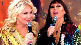 Moria Casán criticó la gala de Esmeralda Mitre pero confesó que le encanta su personaje