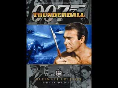 James Bond 007 - Thunderball Soundtrack