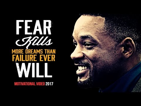 DON'T LET FEAR KILL YOUR DREAMS – Best Motivational Videos Compilation
