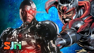 Justice League: Cyborg Is A Mother Box?!