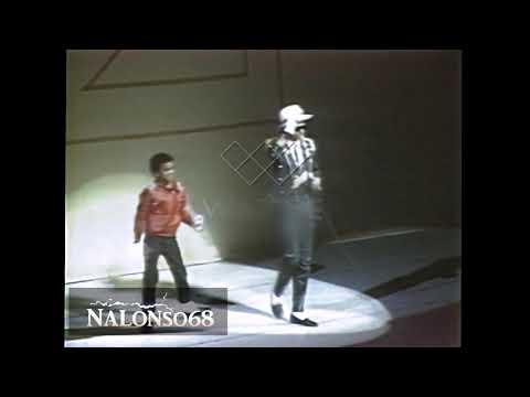 Michael Jackson & Alfonso Ribeiro at Pepsi Bottlers Convention 1984 Rare (HD)