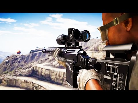 Ghost Recon Wildlands 30 Minutes of EPIC Gameplay (Upcoming Open World Game 2017) PS4 Xbox One PC