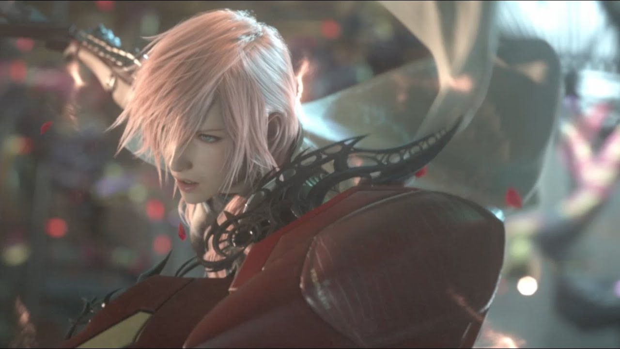 Lightning returns final fantasy xiii tgs trailer extended cut youtube voltagebd Image collections