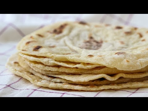 Lefse - Mashed Potato Flatbread Recipe - Only 2-Ingredients