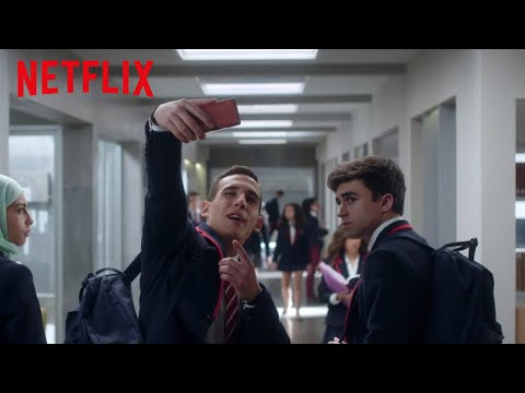 ELITE | Officiële trailer [HD] | Netflix