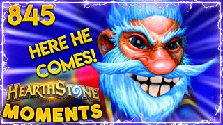 PREPARE FOR THE MANASTORM!! | Hearthstone Daily Moments Ep.845