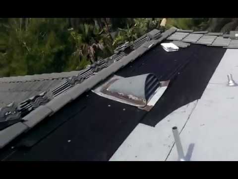 How To Install Flat Roofs   YouTube
