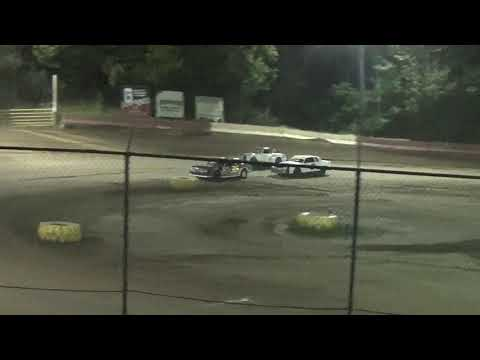 S.S.  Feature at Highland Speedway 8-17-19