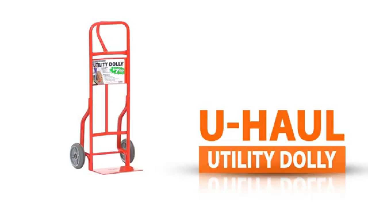 U Haul Utility Dolly
