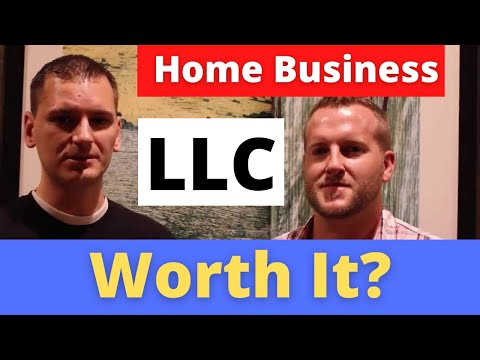 Starting A Limited Liability Company ( LLC) - Tax Benefits For Home Business | Mike Hobbs