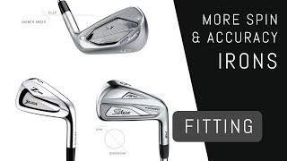 Iron Fitting for More Spin and Accuracy