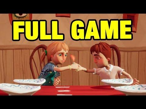 HELLO NEIGHBOR HIDE & SEEK FULL GAME SPEED RUN thumbnail