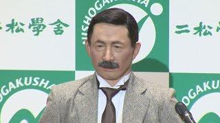 9日で没後100年の夏目漱石(1867~1916年)のアンドロイド...