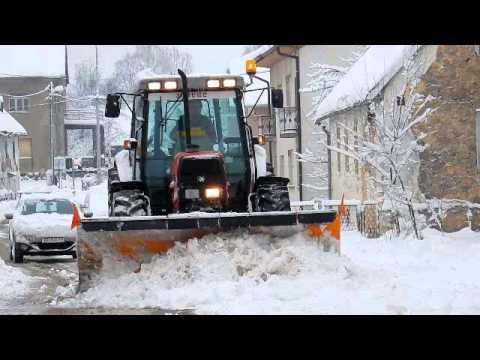 Novi snijeg ©Marko Čuljat Lika press www.licke-novine.hr Lička televizija Gospić LTVG
