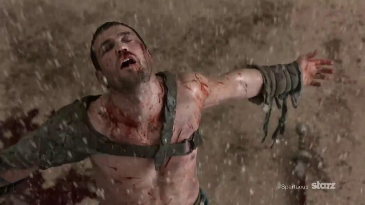 spartacus blood and sand uncut