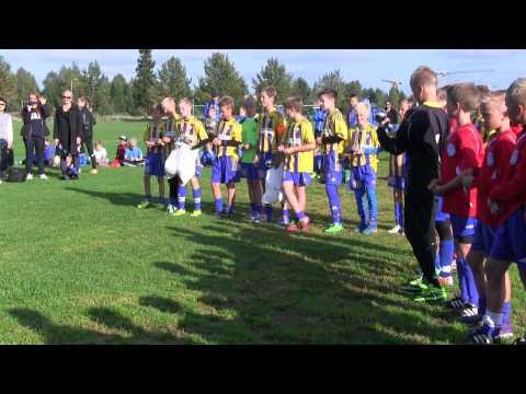 Kaleva-cup 2014: palkintojenjako